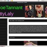 Account Mjoetannant.modelcentro.com