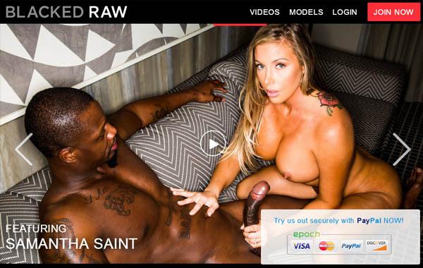 Blacked Raw Porn Site
