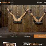 Czech Fantasy Passwort
