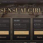 Free Login For Sensualgirl