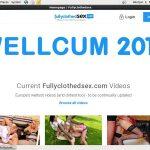 Fullyclothedsex.com Active Accounts