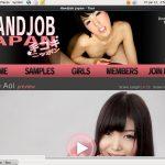 Handjob Japan Paysite