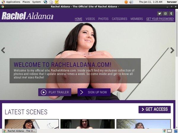 Rachel Aldana Iphone