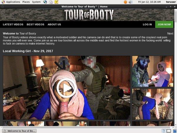 Tour Of Booty Wnu.com