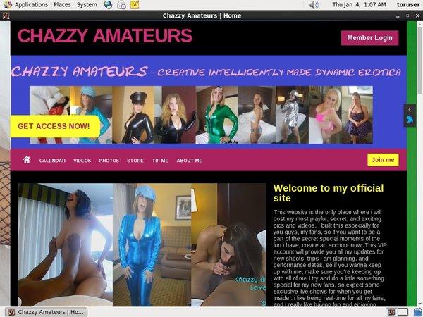 Chazzyamateurs.modelcentro.com Premium Free Account