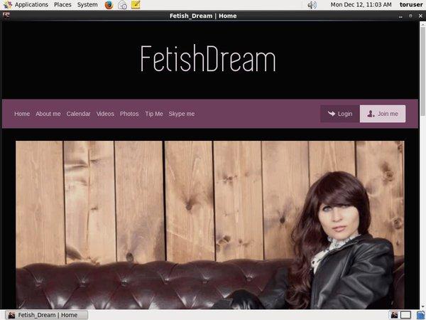 Fetish Dream Best