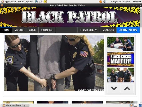 Black Patrol Verotel Discount