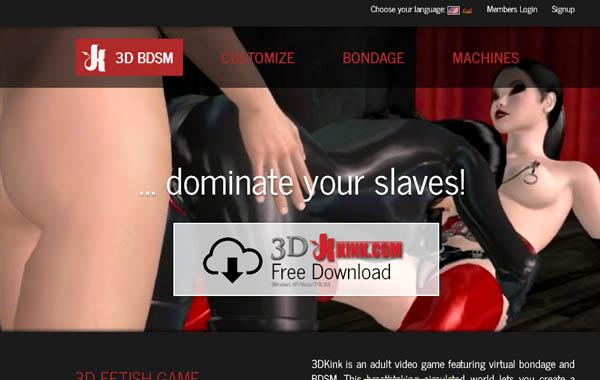 How To Get 3dkink.com Free