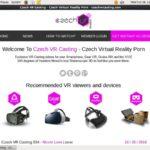 Czech VR Casting Buy Points