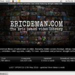 Ericdeman 安売り